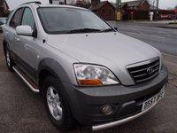 2007 KIA SORENTO 2.5 XE 5d 168 BHP £3995.00
