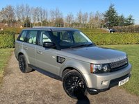 USED 2011 G LAND ROVER RANGE ROVER SPORT 3.0 SD HSE Luxury Pack 5d AUTO 255 BHP Full Service History MOT 12/19 Full Land Rover And Specialist Service History, Recently Serviced, Harmon Kardon Sound, Heated Steering Wheel, X2 Owners, X2 Keys, Power Tailgate, Keyless Entry And Start, Reverse Camera, Dual View  Tv Tuner, Front And Rear Heated Seats, Power Fold Mirrors, Full Leather Upholstery, Electric Memory Seats, Truly Stunning Unmarked Example, Previously Cat D Repaired  (I Have Pictures Of The Previous Minor Cosmetic Damage), Drives And Looks Perfectly, Fastidiously Maintained, F1 Style Paddle Shifters