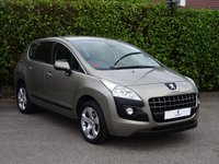 2013 PEUGEOT 3008 1.6 E-HDI ACTIVE 5d AUTO 115 BHP £6990.00