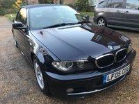 2005 BMW 3 SERIES 2.0 318CI SPORT 2d 141 BHP £2595.00