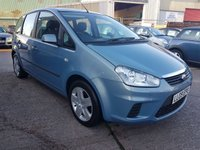 2009 FORD C-MAX 1.8 STYLE 5d 124 BHP £SOLD