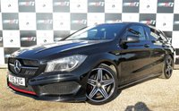 USED 2016 16 MERCEDES-BENZ CLA 2.0 CLA250 4MATIC ENGINEERED BY AMG 5d AUTO 208 BHP