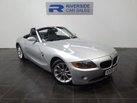 USED 2005 R BMW Z4 2.0 Z4 SE ROADSTER 2d 148 BHP