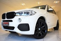 USED 2016 16 BMW X5 XDRIVE30D M SPORT 5 DOOR AUTOMATIC