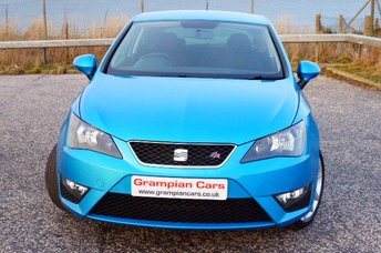 2013 SEAT IBIZA 1.6 CR TDI FR 3d 104 BHP £5995.00