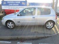 2006 RENAULT CLIO 1.1 CAMPUS SPORT 16V 3d 75 BHP £2495.00