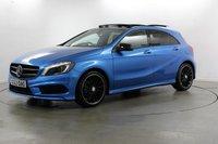 2013 MERCEDES-BENZ A CLASS 1.8 A200 CDI BLUEEFFICIENCY AMG SPORT 5d AUTO 136 BHP £15994.00