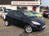 2014 FORD KA 1.2 Studio Plus £4499.00