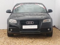 USED 2010 J AUDI A3 2.0 TDI S LINE SPECIAL EDITION 3d AUTO 168 BHP