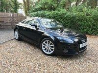 2011 AUDI TT 2.0 TFSI SPORT 2d 211 BHP £8989.00