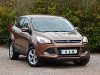 USED 2014 14 FORD KUGA 2.0 ZETEC TDCI 5d AUTO 138 BHP LOW MILEAGE, SERVICE HISTORY, LONG MOT, FINANCE AVAILABLE
