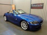 2007 BMW Z4 2.0 Z4 SPORT ROADSTER 2d 148 BHP £5995.00