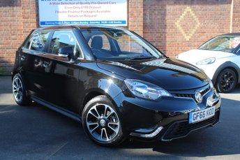 2016 MG 3 1.5 3 STYLE VTI-TECH 5d 106 BHP £6195.00