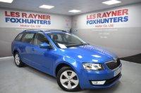 2016 SKODA OCTAVIA 1.6 SE L TDI DSG 5d AUTO 109 BHP £9299.00
