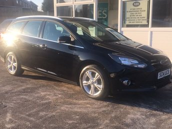2014 FORD FOCUS 1.6 ZETEC ECONETIC TDCI 5d 104 BHP £SOLD