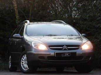 2002 CITROEN C5 2.2 SX HDI 5d 136 BHP £990.00