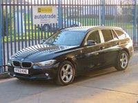 2013 BMW 3 SERIES 2.0 320D SE TOURING 5d 181 BHP £9250.00