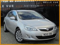 USED 2010 10 VAUXHALL ASTRA 1.7 ELITE CDTI 5d 123 BHP *EXCEPTIONAL CONDITION!, TOP SPEC!*