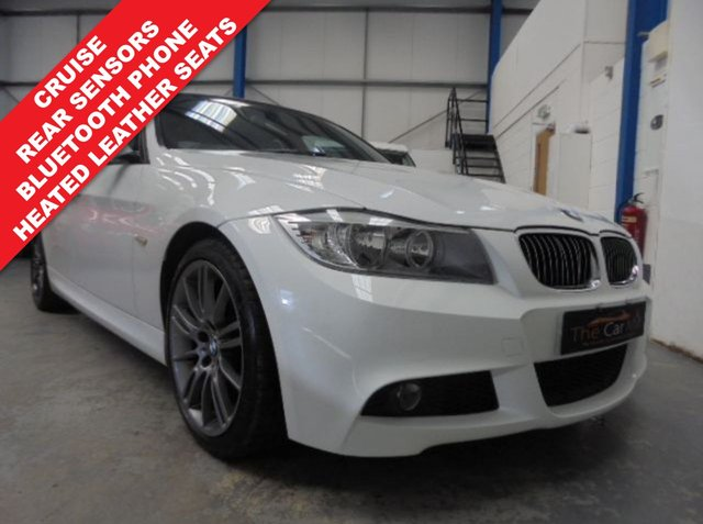 2010 60 BMW 3 SERIES 2.0 320D SPORT PLUS EDITION 4d 181 BHP