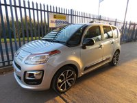 USED 2016 66 CITROEN C3 PICASSO 1.6 BLUEHDI PLATINUM PICASSO 5d 98 BHP Finance arranged Part exchange available Open 7 days