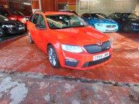 2015 SKODA OCTAVIA 2.0 VRS TDI CR 5d 181 BHP £8995.00