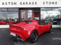 USED 2003 03 LOTUS ELISE 1.8 111S 2d 156 BHP **2 OWNERS** ** ONLY 2 OWNERS **