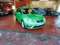 2012 SEAT IBIZA 1.4 TSI FR DSG 3d AUTO 148 BHP £5495.00