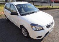 USED 2010 10 KIA RIO 1.5 1 CDRI 5d 109 BHP 3 Months National Warranty - MOT February 2020