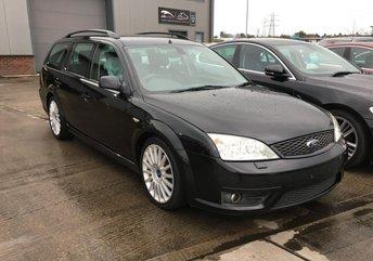 2005 FORD MONDEO ST220 3.0 V6 6-SPEED ESTATE £3999.00