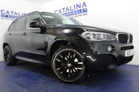 USED 2015 BMW X5 3.0 XDRIVE30D M SPORT 5d AUTO 255 BHP BEAUTIFUL EXAMPLE - FULLY REFURBISHED ALLOYS - MEGA CONDITION