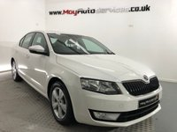 2016 SKODA OCTAVIA 1.6 GREENLINE III TDI CR 5d 109 BHP *LOW EMISSIONS - £0 ROAD TAX* £8795.00