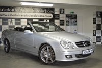 USED 2008 08 MERCEDES-BENZ CLK 1.8 CLK200 KOMPRESSOR AVANTGARDE 2d 181 BHP 2 PREVIOUS KEEPERS WITH FULL MERCEDES SERVICE HISTORY. IRIDIUM SILVER WITH BLACK LEATHER