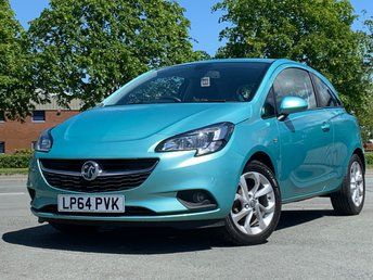 2015 VAUXHALL CORSA 1.2 i Excite 3dr (a/c) £5650.00