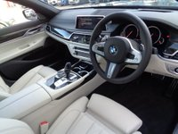 USED 2018 68 BMW 7 SERIES 740d xDrive M Sport Saloon