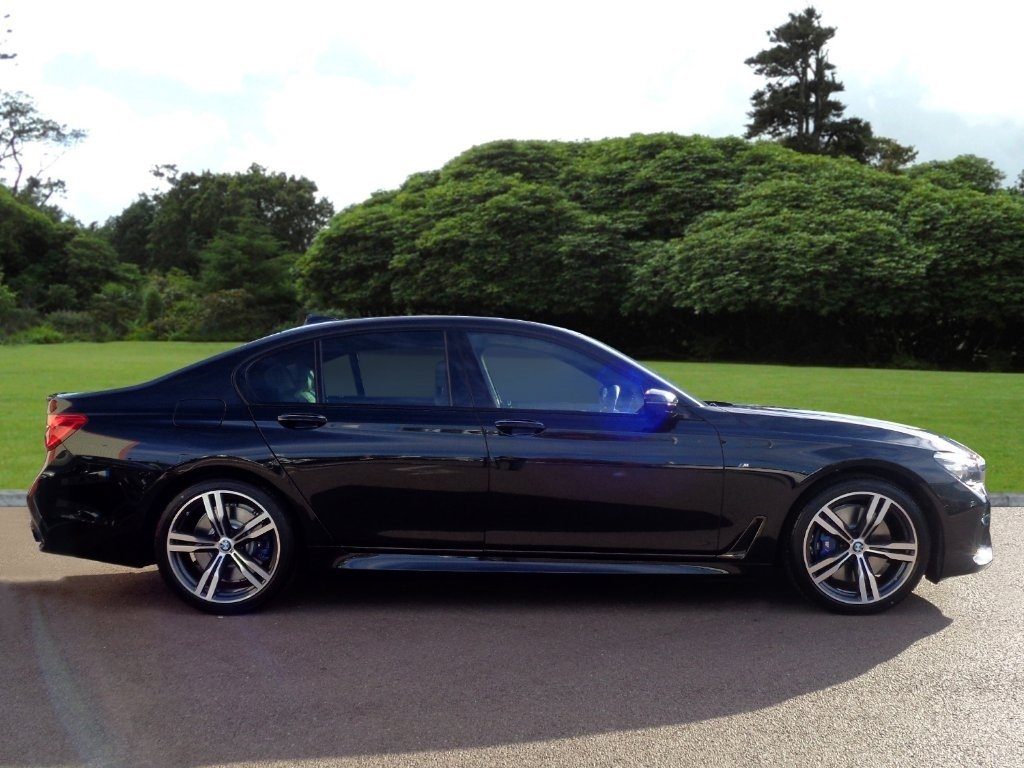 2018 Bmw 7 Series 740d Xdrive M Sport Saloon 163 39 888