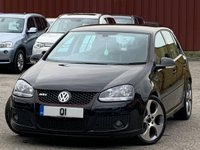USED 2005 05 VOLKSWAGEN GOLF 2.0 TFSI GTI DSG 5dr Leathers/Bluetooth/HeatedSeats