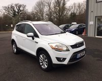 USED 2012 62 FORD KUGA 2.0 TDCI TITANIUM AUTOMATIC AWD 163 BHP THIS VEHICLE IS AT SITE 1 - TO VIEW CALL US ON 01903 892224