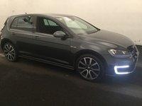 2015 VOLKSWAGEN GOLF 1.4 GTE 5d AUTO 150 BHP £12350.00