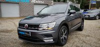 USED 2016 66 VOLKSWAGEN TIGUAN 2.0 SE NAV TDI BMT 4MOTION DSG 5d AUTO 148 BHP VRT PRICE FOR REPUBLIC OF IRELAND €5,382