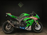 2009 KAWASAKI ZX-6R R9F. 2009. FSH. 14827 MILES. LOADED WITH EXTRAS  £4499.00