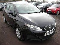 2010 SEAT IBIZA 1.4 ECOMOTIVE TDI 5d 79 BHP £2795.00