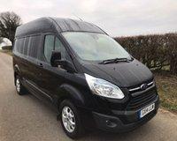 2014 FORD TRANSIT CUSTOM 310 LIMITED LR P/V £8995.00