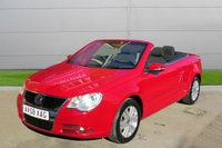 USED 2009 58 VOLKSWAGEN EOS 1.4 TSI 2d 121 BHP LOW MILEAGE, AIR CON, FINANCE ME TODAY-UK DELIVERY POSSIBLE