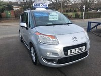 2010 CITROEN C3 PICASSO 1.6 PICASSO EXCLUSIVE HDI 5d 90 BHP £3495.00