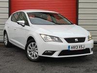 USED 2013 13 SEAT LEON 1.2 TSI SE DSG 5d AUTO 105 BHP