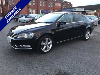2011 VOLKSWAGEN PASSAT 2.0 SE TDI BLUEMOTION TECHNOLOGY 4d 139 BHP £5995.00