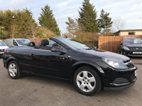 2006 VAUXHALL ASTRA 1.6 TWIN TOP 3d GET READY FOR SUMMER 2019!! MOT UNTIL 04/03/2020 £2250.00