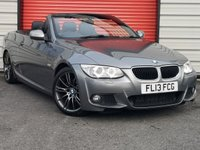 2013 BMW 3 SERIES 2.0 320D M SPORT 2d AUTO 181 BHP