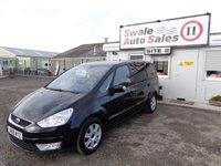 2009 FORD GALAXY 2.0 EDGE TDCI 5 DOOR 7 SEATS AUTO 140 BHP £4495.00