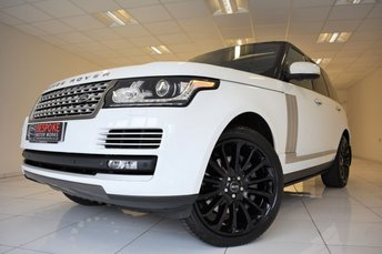 2013 LAND ROVER RANGE ROVER 4.4 SDV8 AUTOBIOGRAPHY AUTOMATIC £41995.00